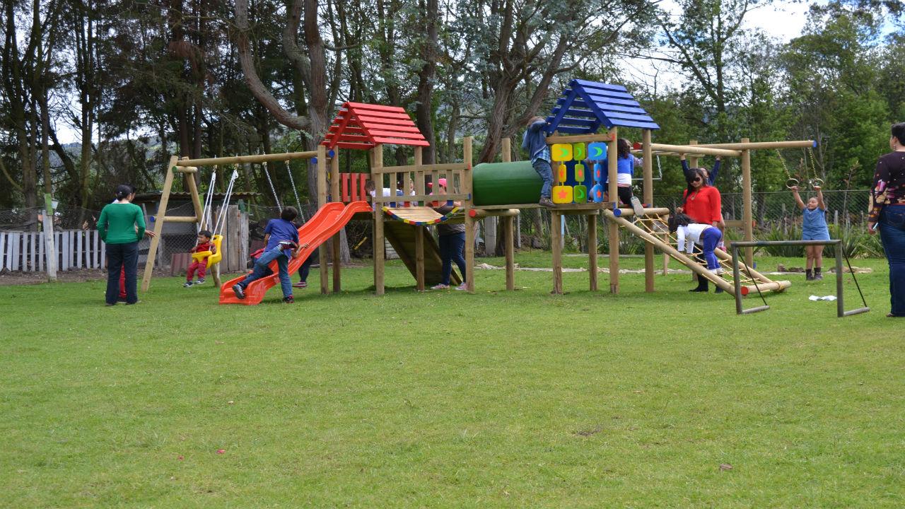 Reglamento Parque infantil